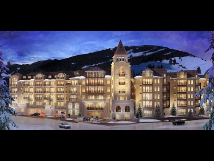 Vail, 3 bedroom Luxury apartment Ritz Carlton Club