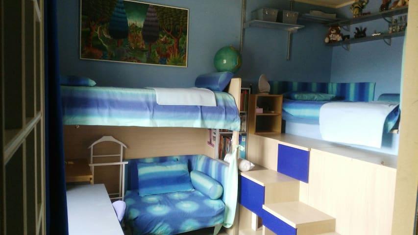 Camera per famiglia in villa colli - Bologna - Rumah