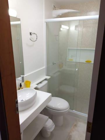 Banheiro Suite 4
