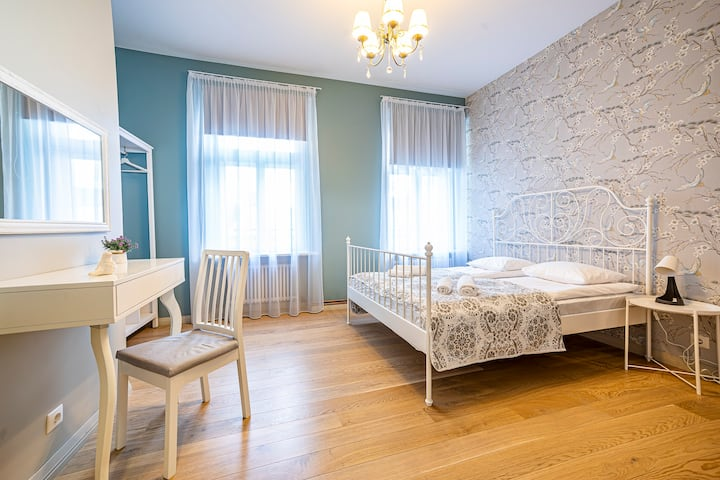 Double Room in Blue Bird Capsule Hostel