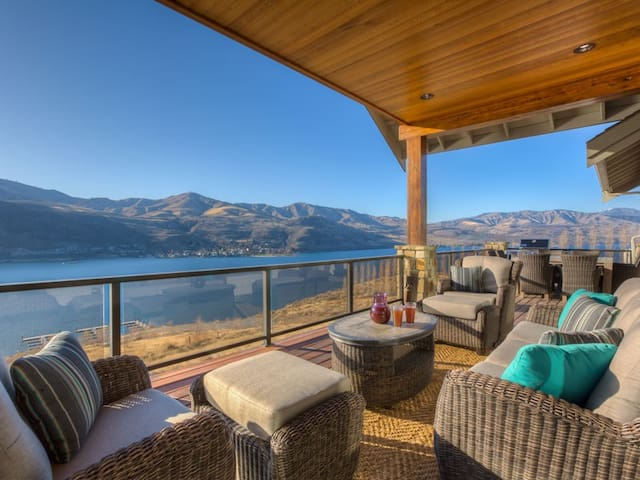 Lakeside Bluff at The Lookout at Lake Chelan