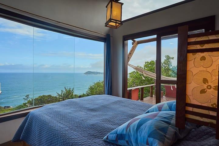 Casa com Vista Íncrivel do Oceano