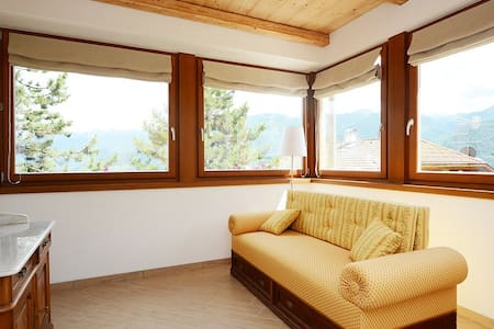Spacious apartment in Trentino - Carano - Apartment