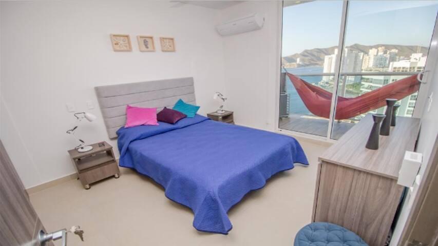 Habitación/Sleeping room