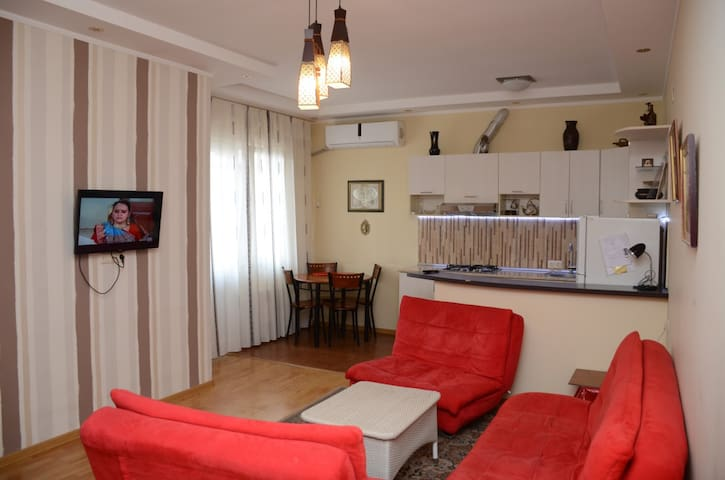 Great Apartment near the Sea