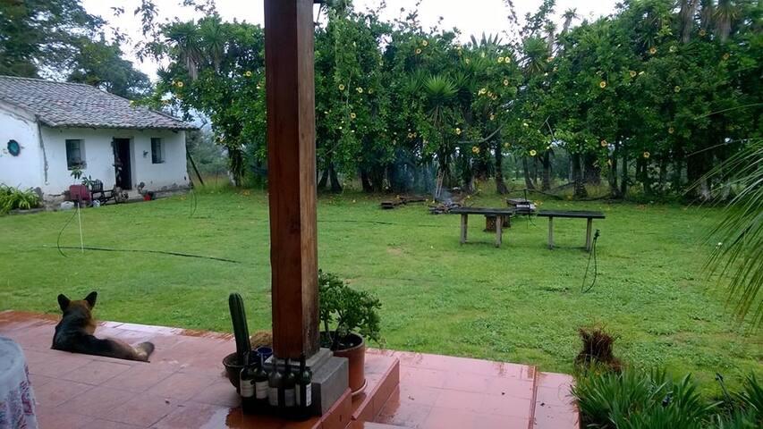 Hermosa casa de campo en Salinas - Imbabura