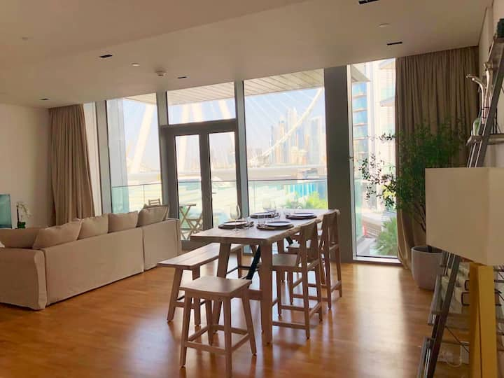 Exclusive Lux 1BR in Bluewaters Island
