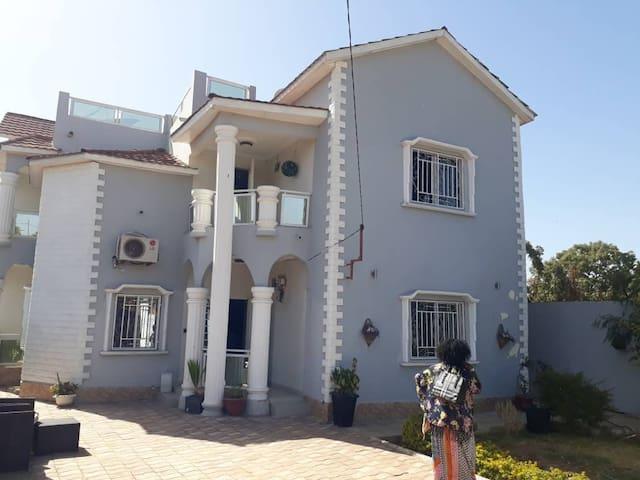 Gambian Villa Style residence