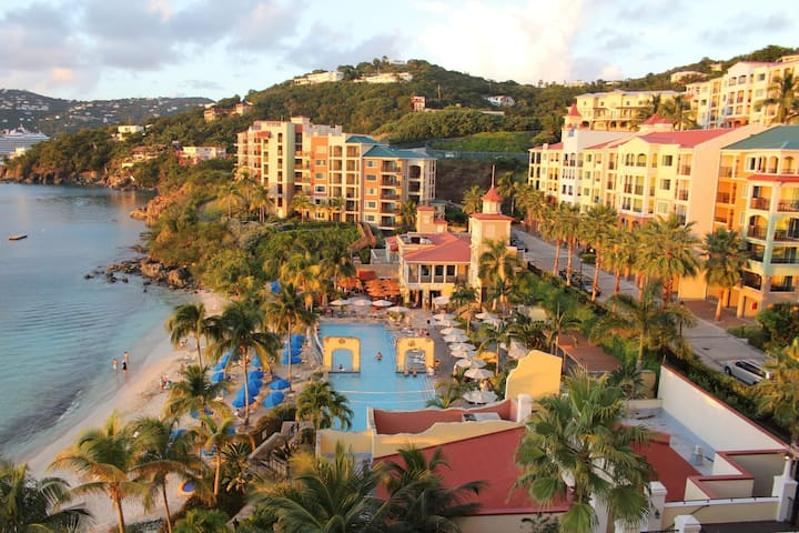 Marriott Frenchman's Cove Dec-Feb  7 Night Special