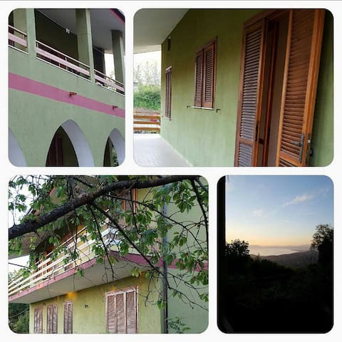 Casa vacanza San Lorenzo - Laureana Cilento - Apartment