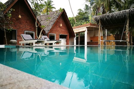 Balapitiya Boutique Hotel. - Balapitiya - Bed & Breakfast