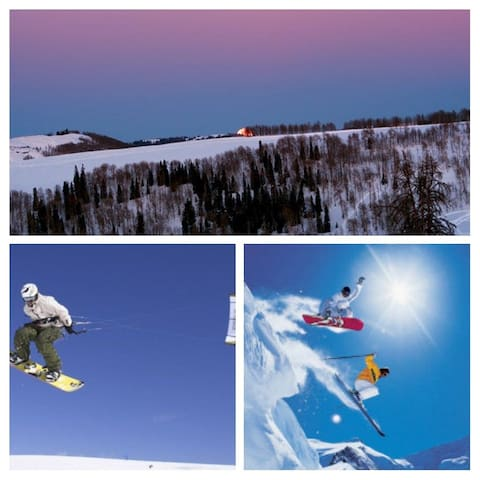 World's greatest snow for all your winter sports.