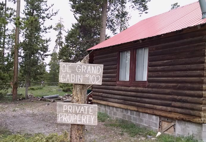 Ol' Grand Cabin - Near Grand Lake, CO