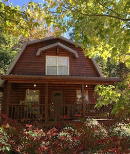 Lookout Mountain Cottage- Chestnut Oak - Rising Fawn - Cabin