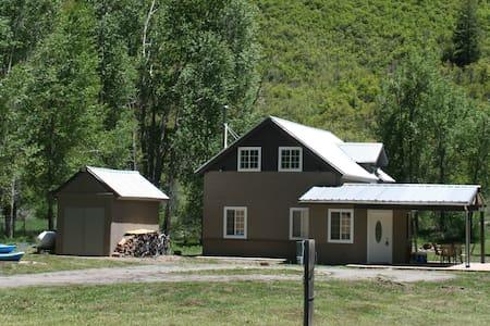 Dolores River House