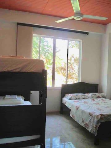 Habitación No 1