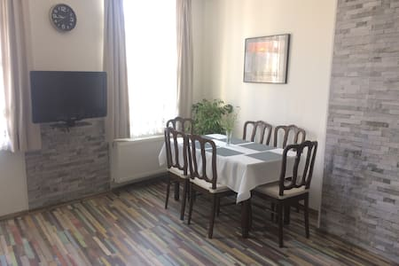 Privé appartement in de buurt van Brussel