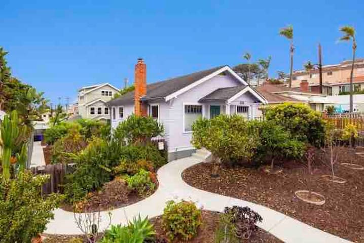 Beautiful, Charming, Historic Ocean Beach Cottage