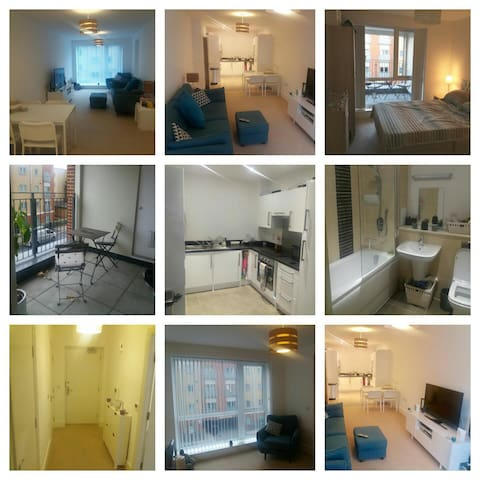 1 bed flat in Walthamstow - Lontoo - Huoneisto