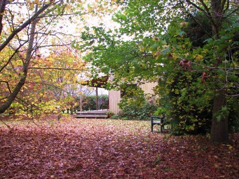 Shaftesbury Glade Cottages perto de Manawaru Village