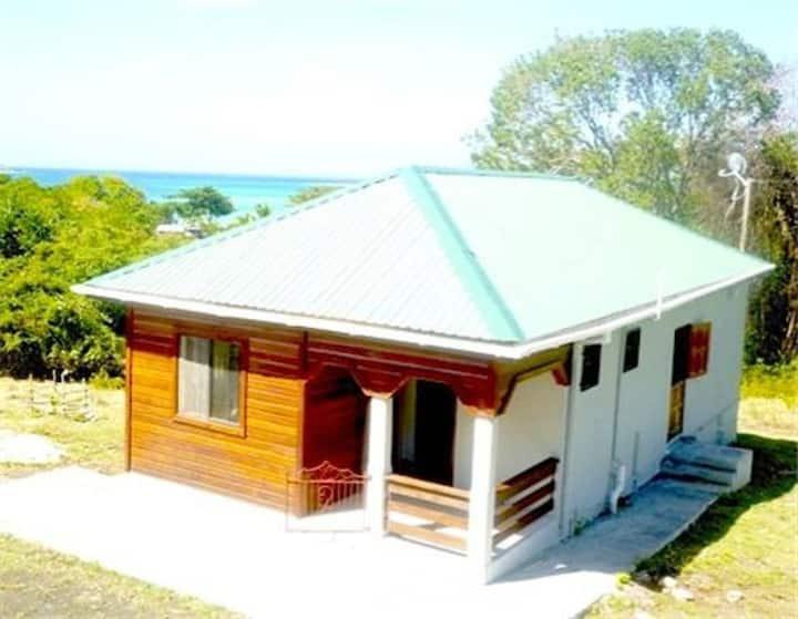 Maison sur la mer à Carriacou