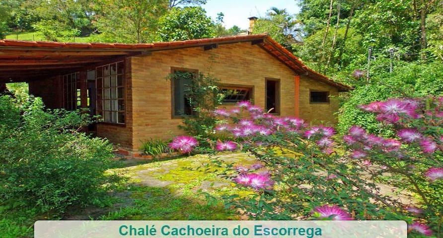 Chalé Cachoeira do Escorrega Maromba