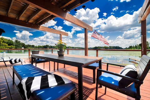 All Sports Lotus Lake House (w boat for rent)
