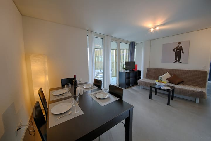 Titlis IV - Modern 2.5 room Apartment