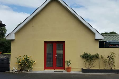 Cosy 2 bed mews apartment. - Castletown Geoghegan - Byt
