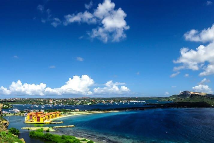 Luxurious 2 bedroom suite - Palapa Beach Resort - Jan Thiel - Condo