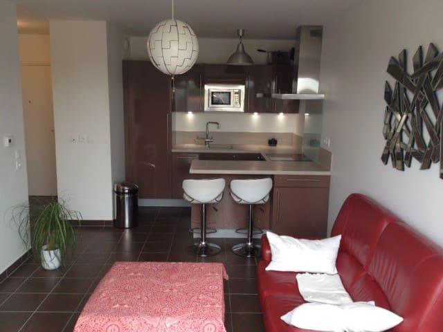 Appartement 45 m² - proche Paris et Disneyland - Villiers-sur-Marne - Pis