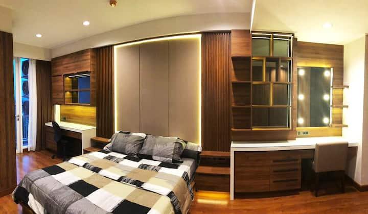 Premium DAGO SUITES 2 BEDROOM Apartment@BANDUNG