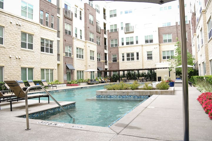 Luxury 2x2 bedroom - Rice/Greenway/Med Center