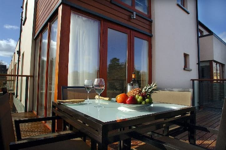 Modern Holiday Homes Sheen Falls Kenmare - Kenmare