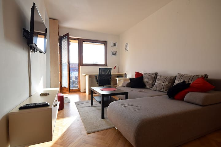 Comfortable apartment near the city center