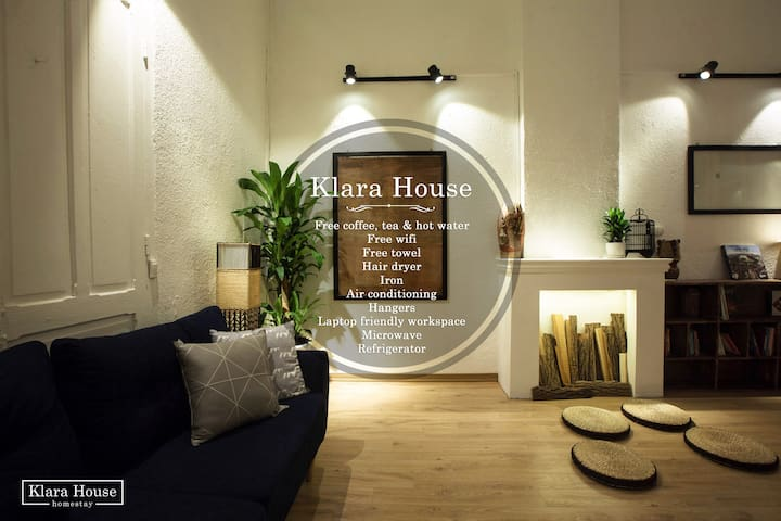 Klara House❤ANTIQUE/COZY/CHARMING❤CENTRAL Hanoi