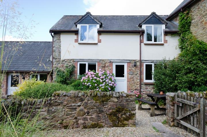 Rose Cottage at Little Quarme Cottages, Exmoor