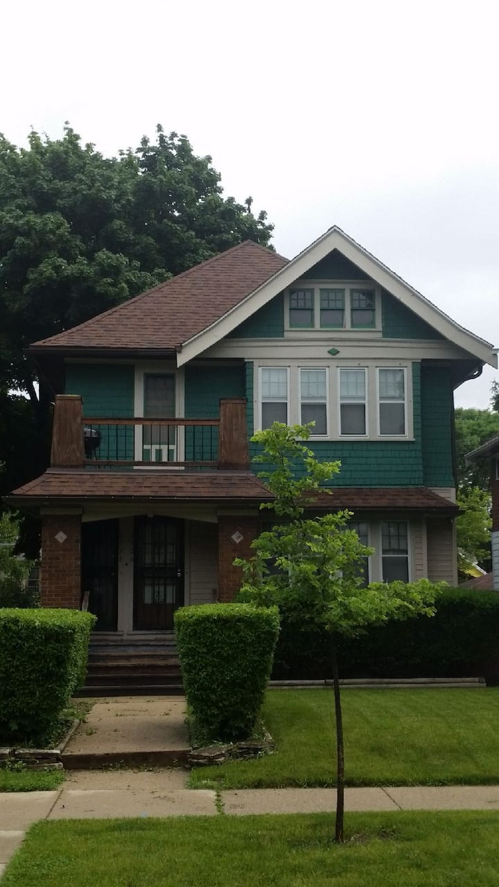 The Uptown House (Lower)