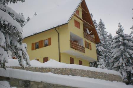 Villa Dana 2 Vlasic-Babanovac - Šišava - Betjent leilighet