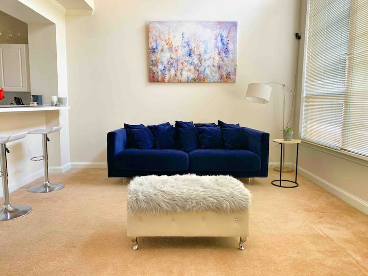 Upscale Loft in Heart of South Park