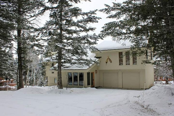 Delphi House - Large 5 Bedroom Home in Teton Village with Hot Tub!