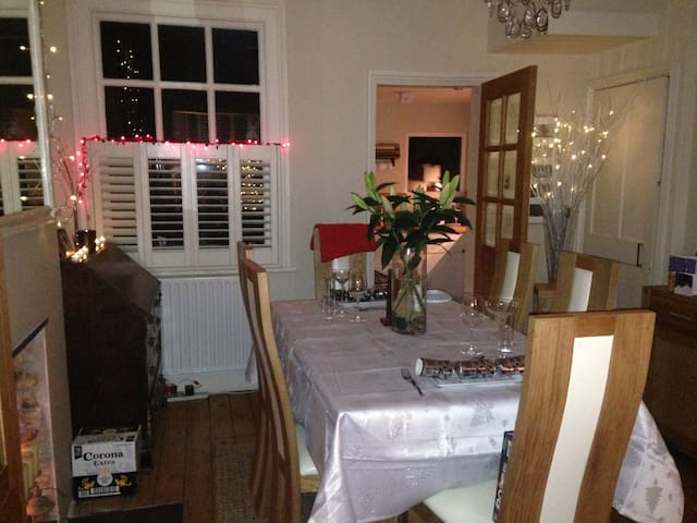 lovely cottage near river and park - Hampton - Casa