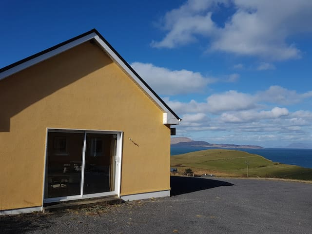 Atlantic Cottage on the Wild Atlantic Way