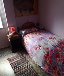 Habitación individual en Paterna, Valencia - Paterna - Apartament