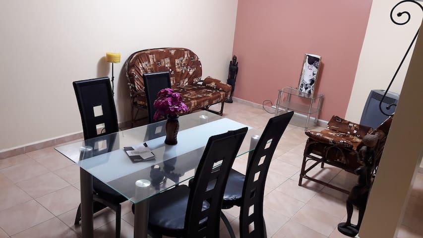 Appartement à côte de la mer Dakar