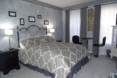 Spectacular private room and bath - Bordentown - Σπίτι