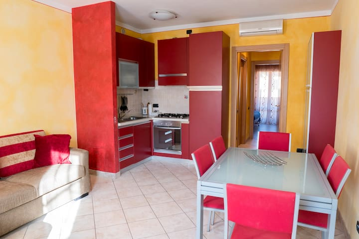 Appartamento Moderno alle porte del centro storico - Pistoia - Leilighet