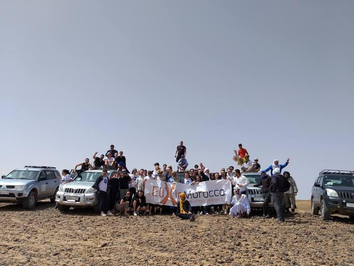 Morocco desert tour
