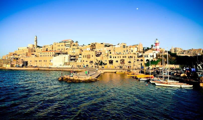 Tel-Aviv Jaffa  Perfect for couples - Tel Aviv-Yafo