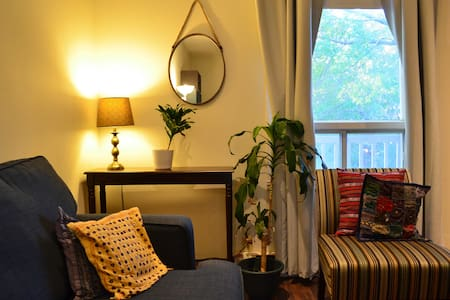 Charming bright apartment in great location - Montréal